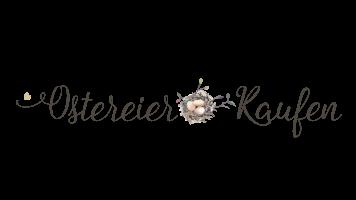 Bemalte Ostereier Shop-Logo